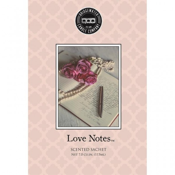 raumduft love notes duftsachet duft blumig