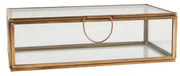 Ib Laursen Glasbox mit Deckel 20,5 cm