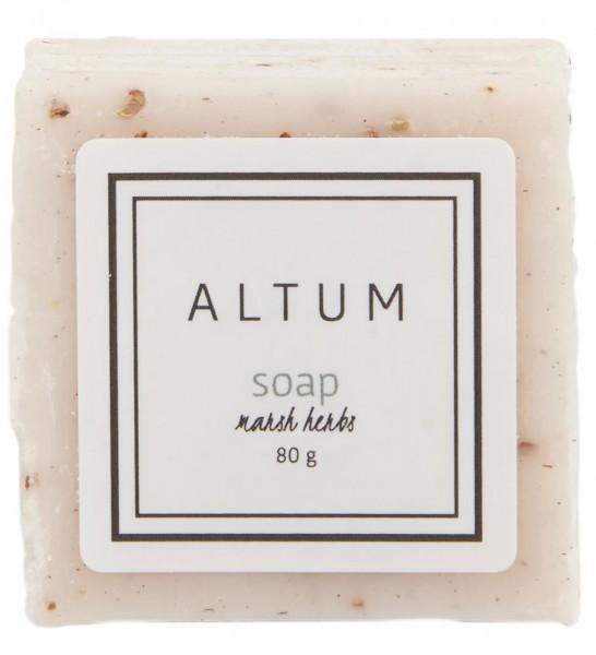Ib Laursen Handseife ALTUM Marsh Herbs 80 g