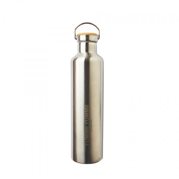 Isolierflasche aus Edelstahl 1000 ml