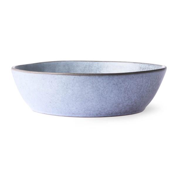HK Living Schüssel Keramik grau rustic Bold & Basic