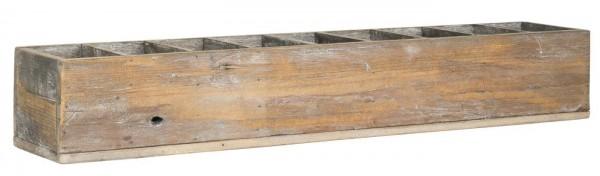 IB Laursen Kiste mit 9 Fächern Holz
