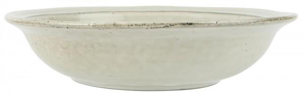 IB Laursen Suppenteller Keramik sand