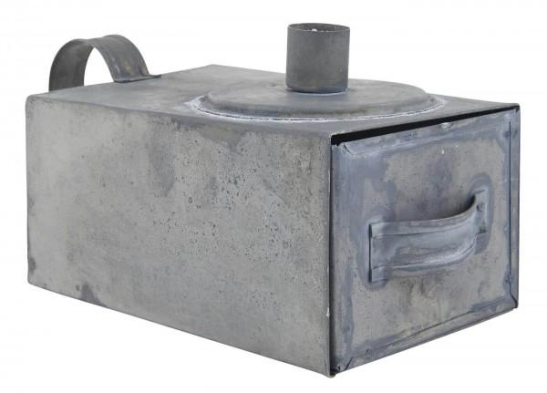 IB Laursen Kerzenhalter für Stabkerze Box Metall