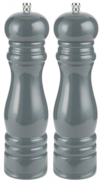 IB Laursen Salz und Pfeffermühle Set dunkelgrau