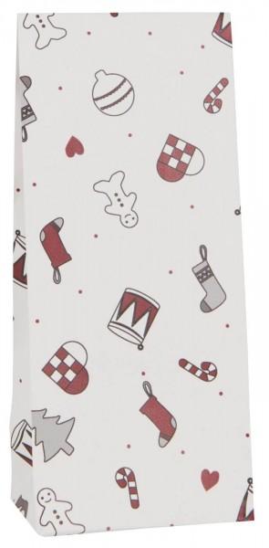 IB Laursen Falttüte Christmas Adventskalender Weihnachten klein