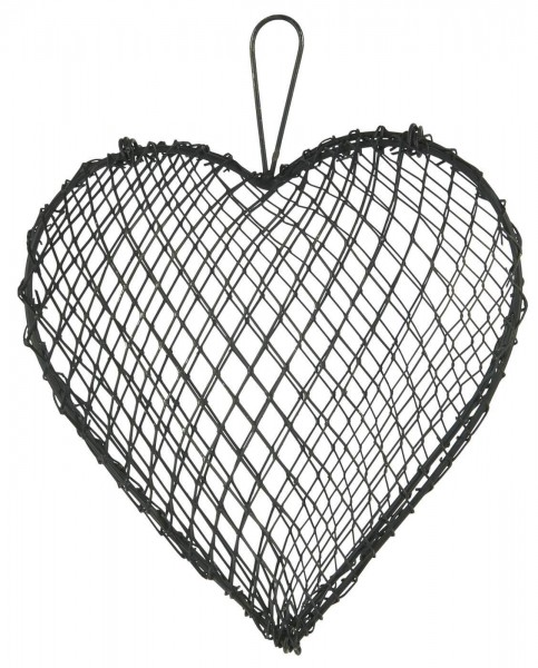 IB Laursen Herz zum Hängen Draht