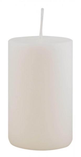 IB Laursen Stumpenkerze weiß Ø 6 cm