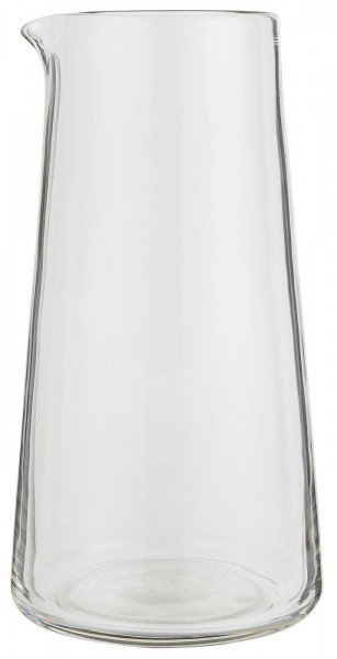 IB Laursen Karaffe aus Glas klar