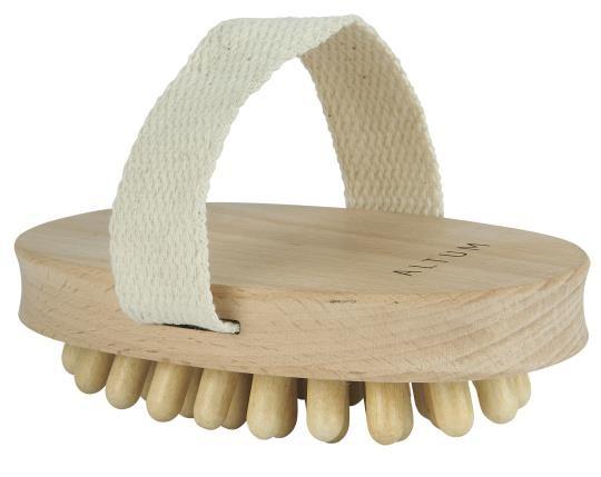 Ib Laursen Massagebürste Holz ALTUM