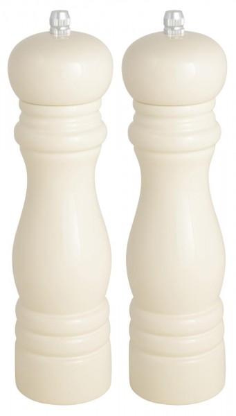 IB Laursen Salz und Pfeffermühle Set creme