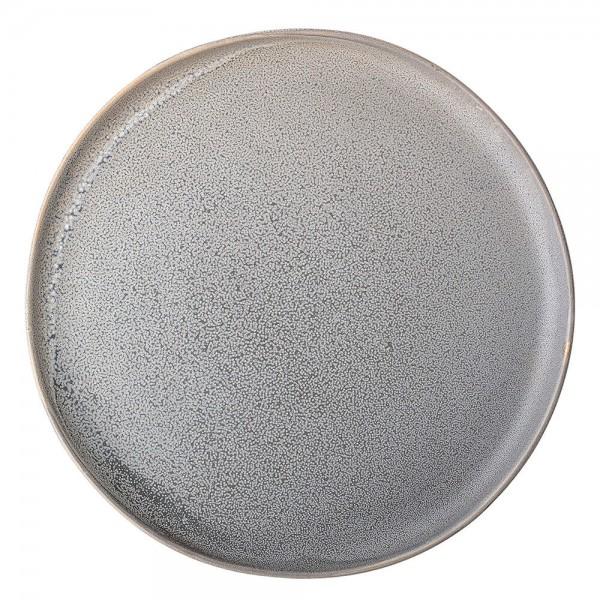 Bloomingville Kendra Speiseteller Ø27,5cm grau groß