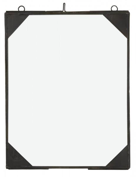 IB Laursen Bilderrahmen Fotomaße 19,5x25 cm schwarz