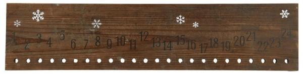 IB Laursen Adventskalender Holz