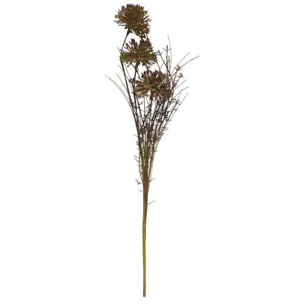 IB Laursen Kunstblumen für den Herbst in braun und grün