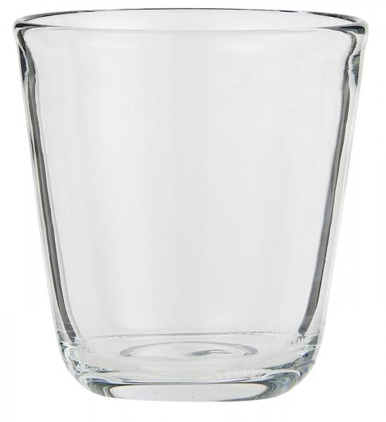 IB Laursen Trinkglas klar