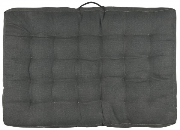 Ib Laursen Matratze grau gepolstert 80x120 cm