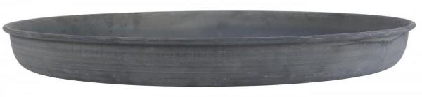 Ib Laursen Tablett Metall rund groß