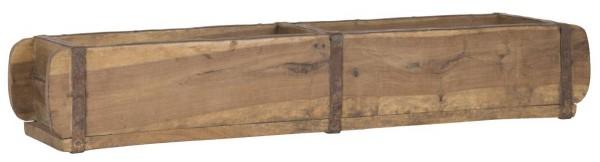 IB Laursen Ziegelform mit 2 Fächern aus Holz