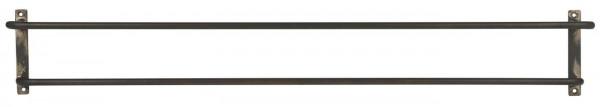 Ib Laursen Handtuchhalter mit 2 Stangen 80 cm