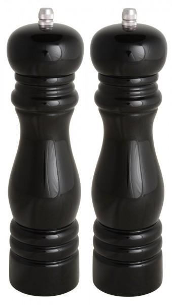 IB Laursen Salz und Pfeffermühle Set schwarz